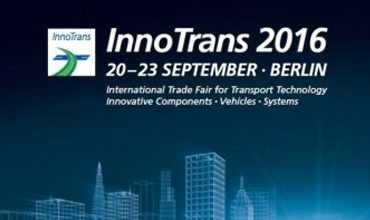 Participation at INNOTRANS 2016